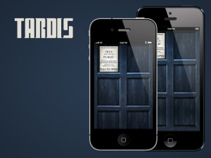 Doctor Who Tardis Wallpaper Iphone 47 300×225