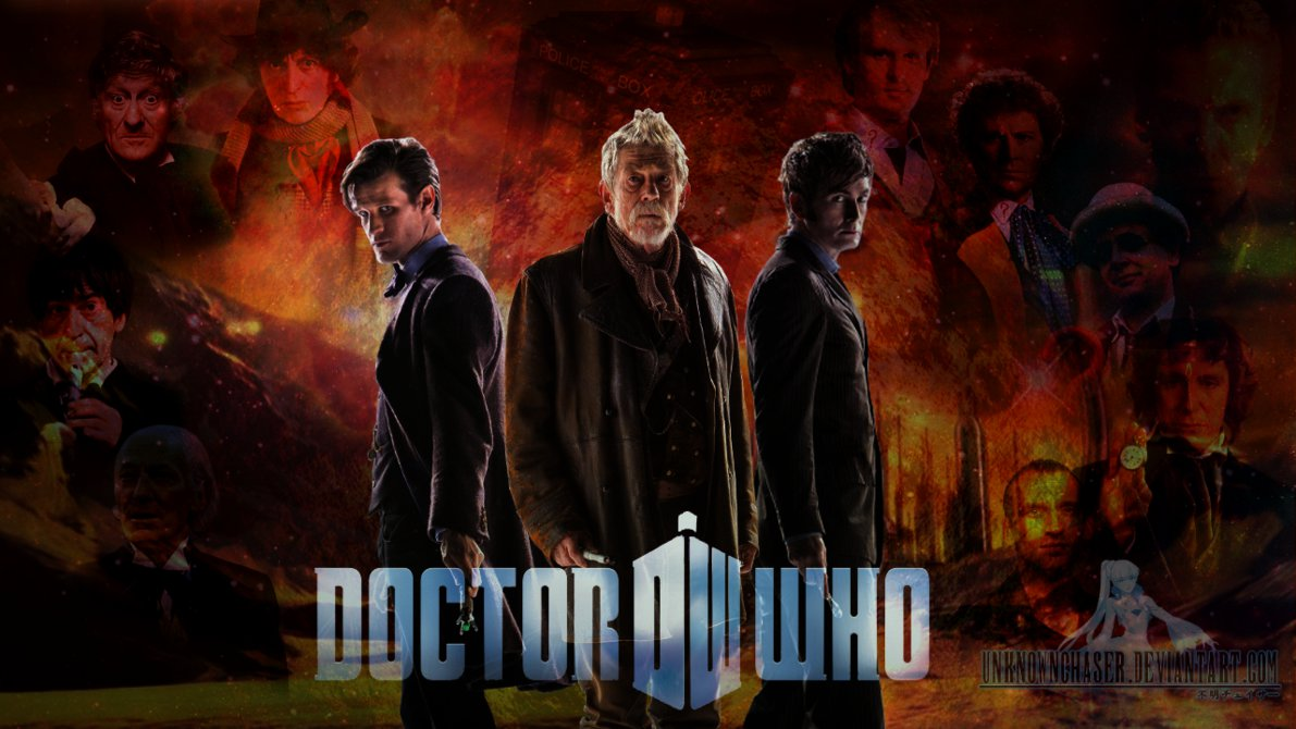 Doctor Who Wallpaper Day Of The Doctor 2