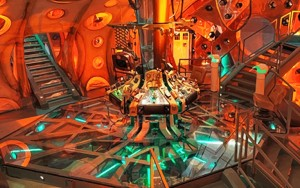 Doctor Who Wallpaper Tardis Interior 4 300×188