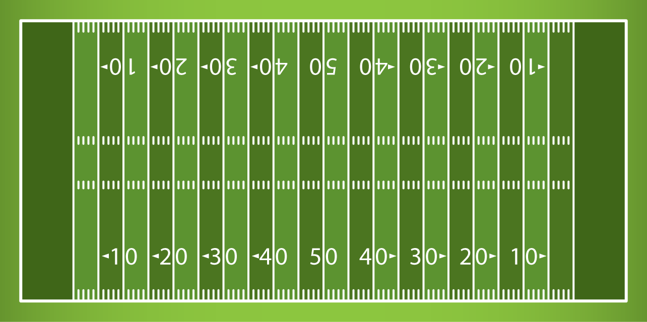 Football Field Clipart 2