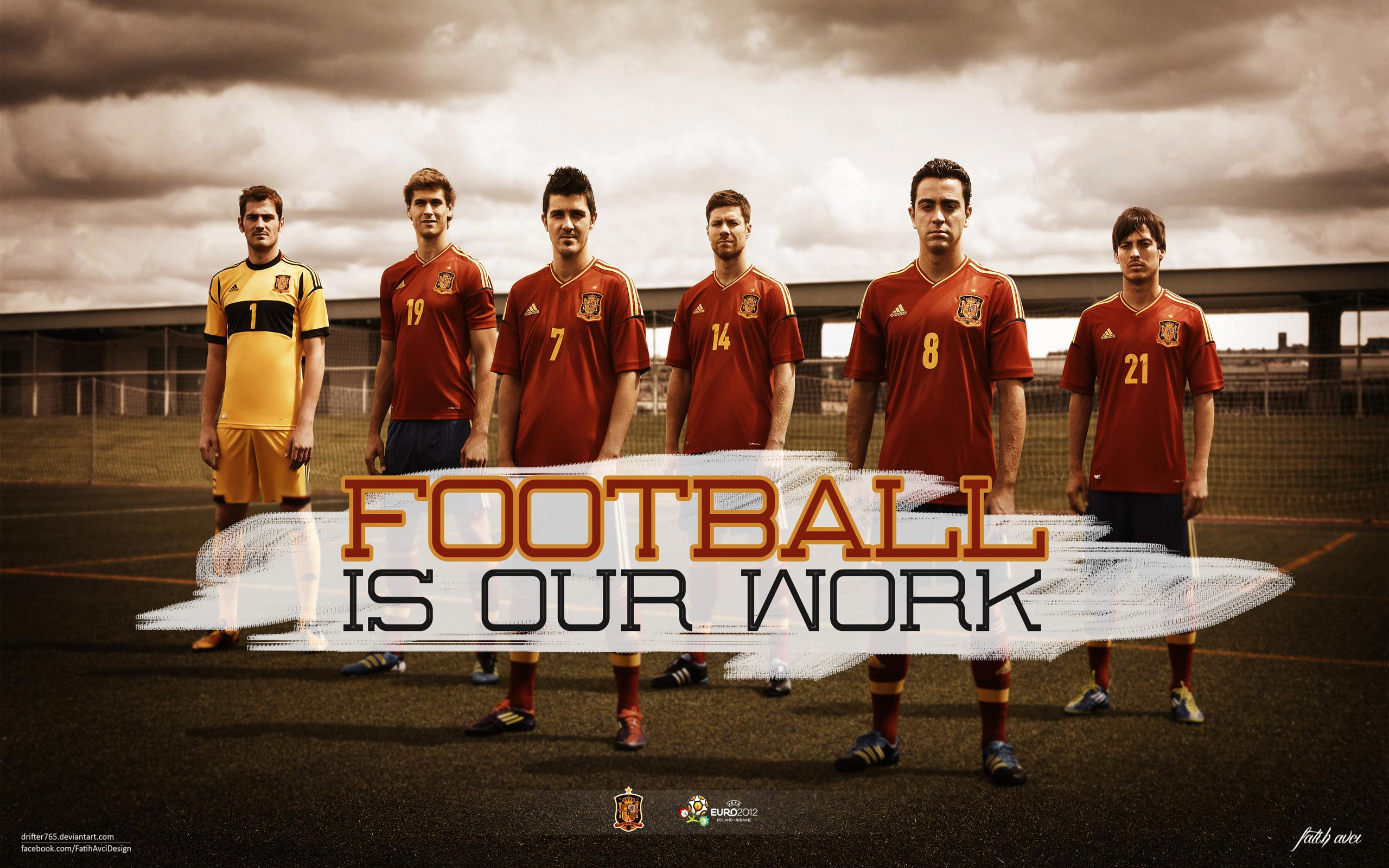 Football Team Wallpaper 2