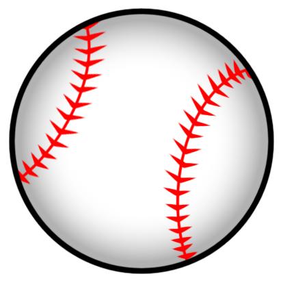 Free Baseball Clipart 1