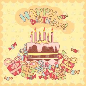 Free Happy Birthday Ecard 6 300×300