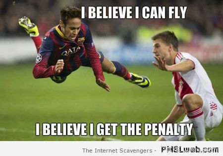 Funny Football Pictures Neymar 1