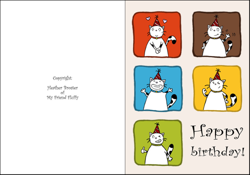Funny Happy Birthday Cards Printable 1