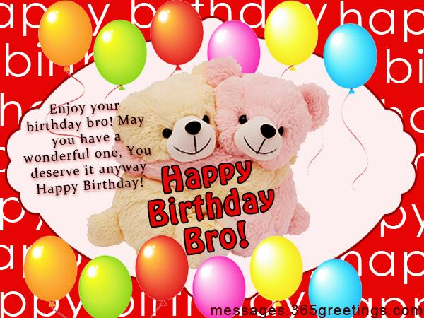 Funny Happy Birthday Wishes For Brother 12