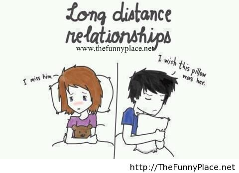 Funny Relationship Cartoon : ... - Distance Relationships Cartoon Funny Long Distance Relationships