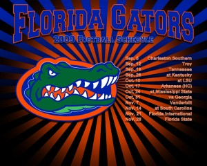 Gator Football Wallpaper 6 300×240