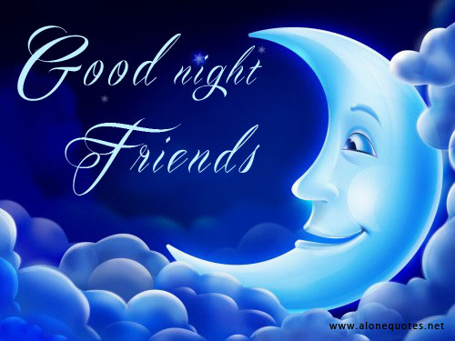 Good Night Friends 3