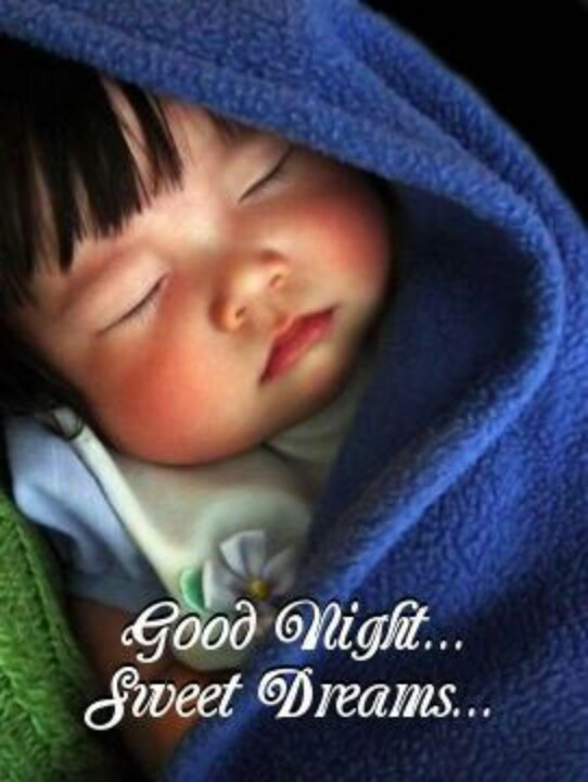 Good Night Quotes Baby Girl | www.imgkid.com - The Image ... Good Night Quotes Baby