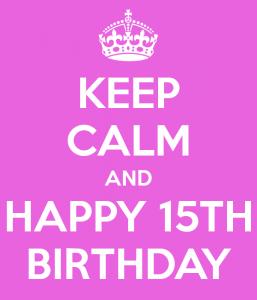 Happy 15th Birthday 1 257×300
