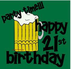 Happy 21st Birthday 19