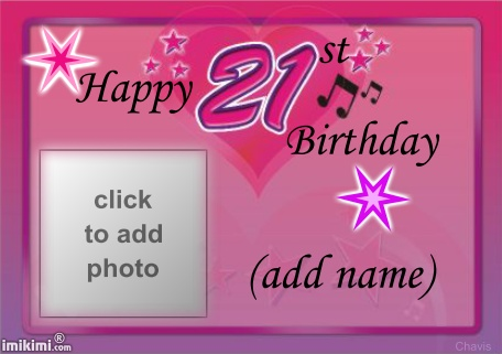 21St Invitations Online is beautiful invitations ideas