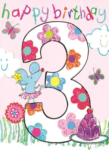 Birthday Ideas For Baby Girl 3rd Birthday ~ Image ...
