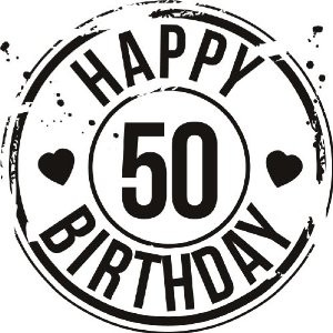 Happy 50th Birthday 26 300×300
