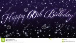 Happy 60th Birthday 26