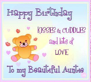 Happy Birthday Aunt 15