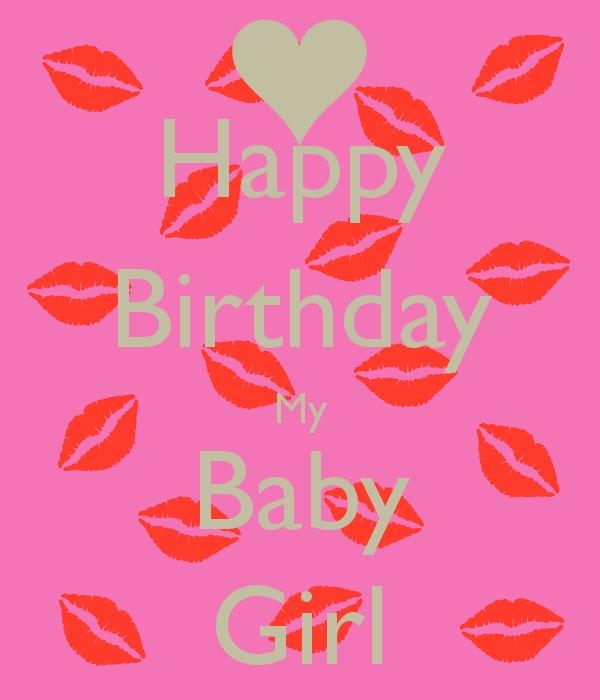 Happy Birthday Baby Girl 5