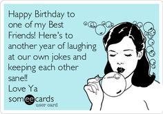 Happy Birthday Best Friend 18