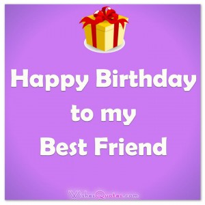 Happy Birthday Best Friend 2 300×300