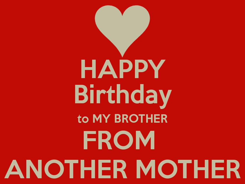 Happy Birthday Bro 1