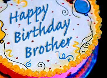 Happy Birthday Brother 7
