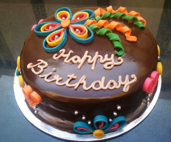 Happy birthday cake pictures facebook