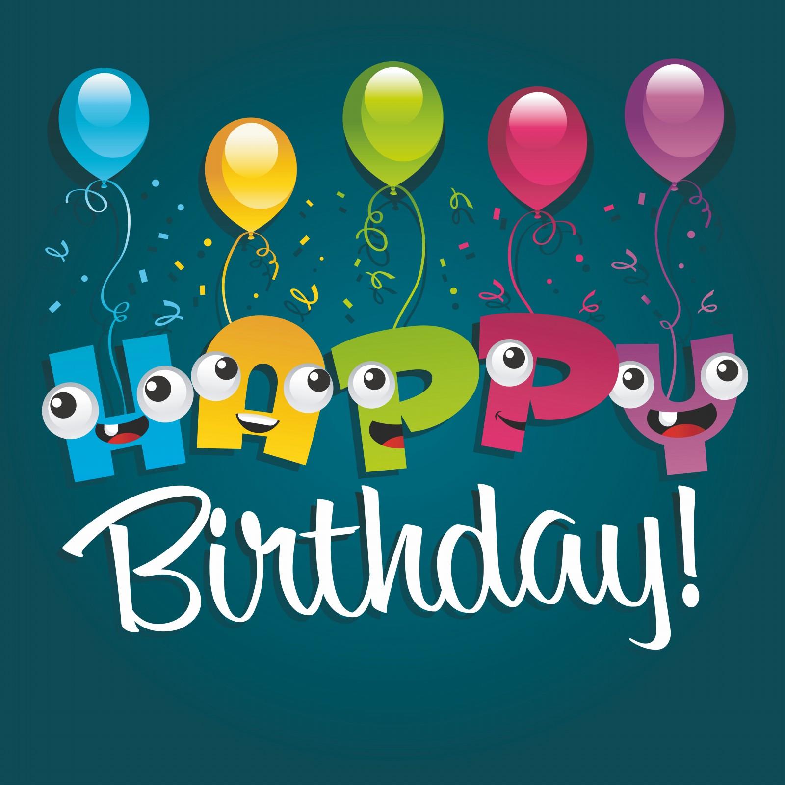 happy birthday card for - photo #13