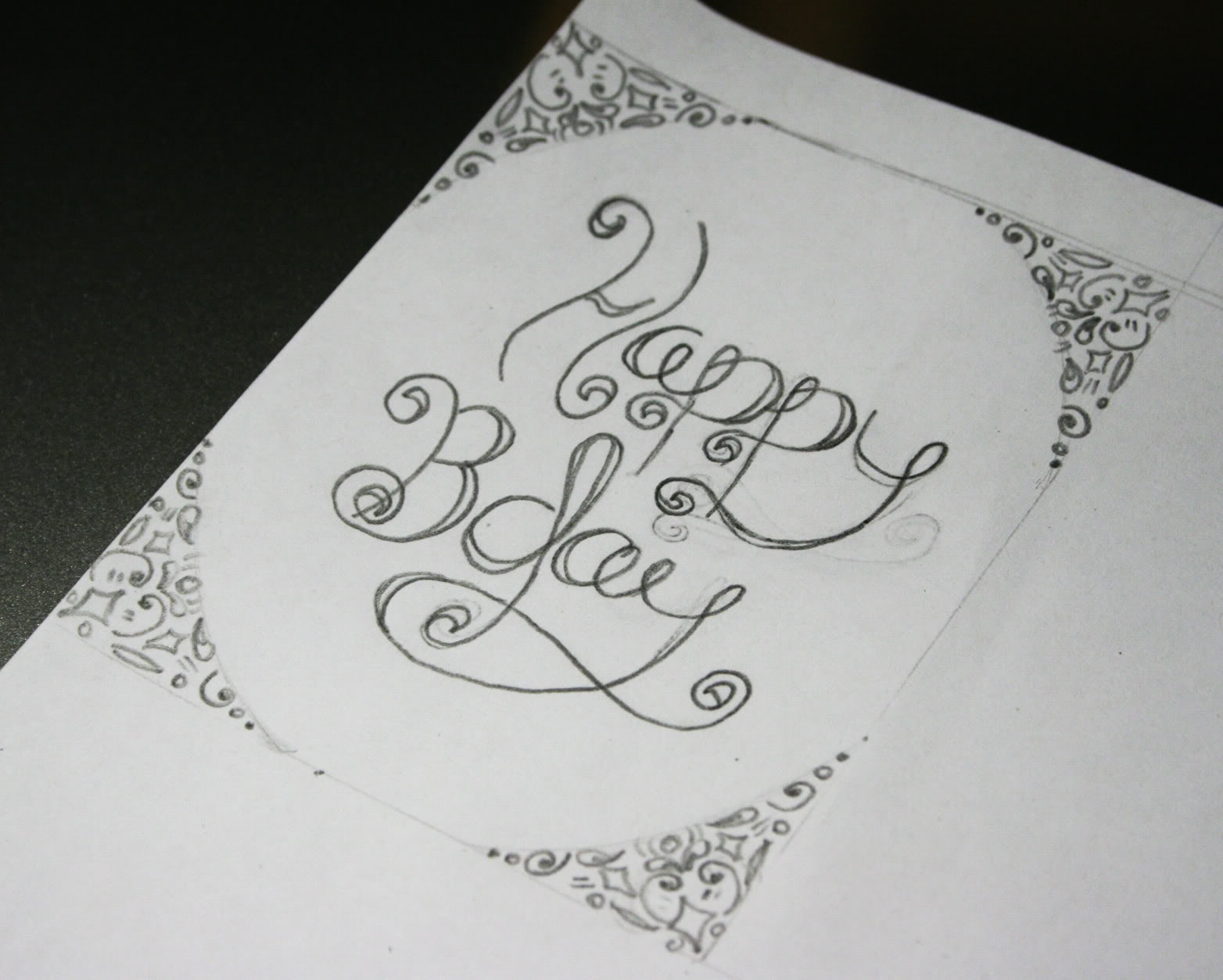 Birthday Card Drawings Pictures to Pin PinsDaddy – Cool Designs for Birthday Cards