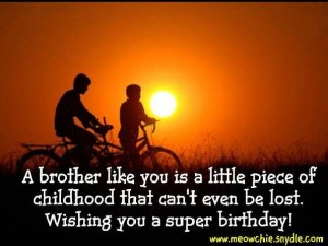 Happy Birthday Card Messages For Brother 24 300×225
