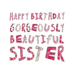 Happy Birthday Card Messages For Sister 14