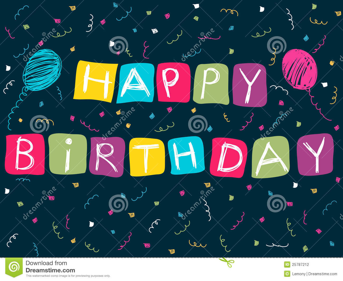 Happy Birthday Cards 16