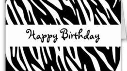 Happy Birthday Cards To Print Black And White 16 300×300