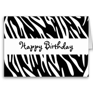 Happy Birthday Cards To Print Black And White 16 300300 The Art Mad
