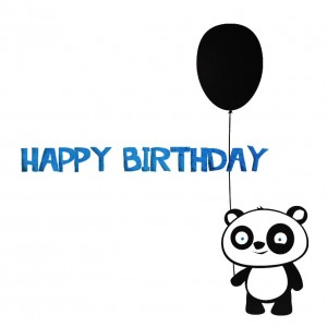 Happy Birthday Cute Panda 14 300×300