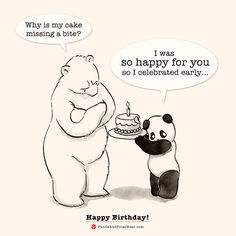 Happy Birthday Cute Panda 27