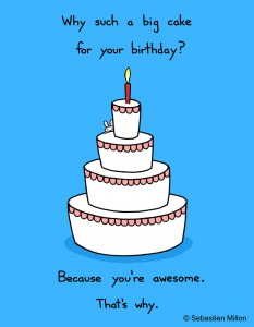 Happy Birthday Cute Tumblr 8 233×300