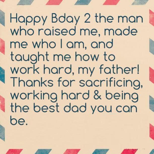 Happy Birthday Dad 12