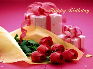 Happy Birthday Flowers Wallpapers 2 300×225
