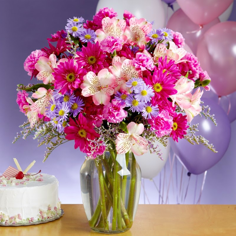 Happy Birthday Flowers Wallpapers 9