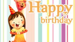 Happy Birthday Girl 15