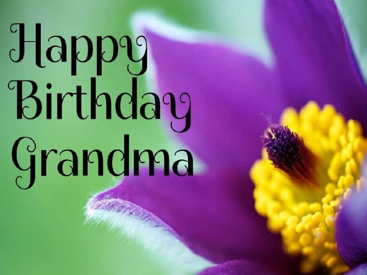Happy Birthday Grandma 12