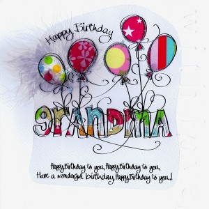 Happy Birthday Grandma 15 300×300