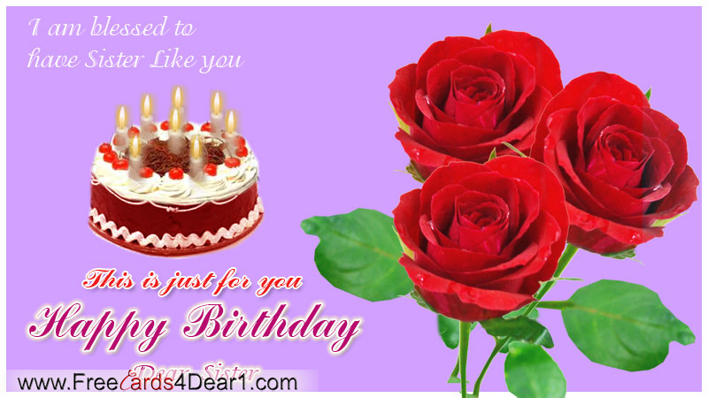 Happy Birthday Greeting Cards For Friend 3 – Happy Birthday Post Cards
