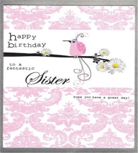 Happy Birthday Greeting Cards For Sister 6 272×300