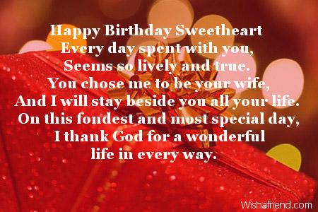 Happy Birthday Husband 30
