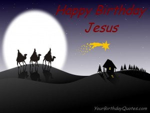 Happy Birthday Jesus Background 7 300×225