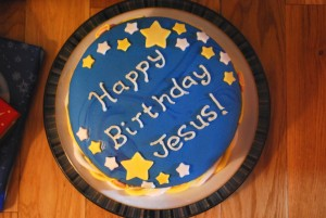 Happy Birthday Jesus Cake 12 300×201