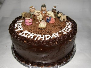 Happy Birthday Jesus Cake 23 300×225
