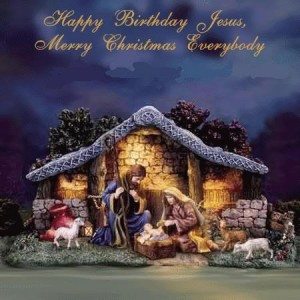Happy Birthday Jesus Merry Christmas 1 300×300